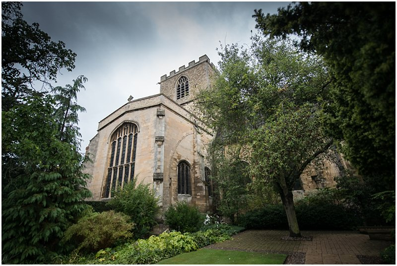 Jesus College Cambridge wedding