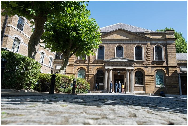 Wesleys Chapel London