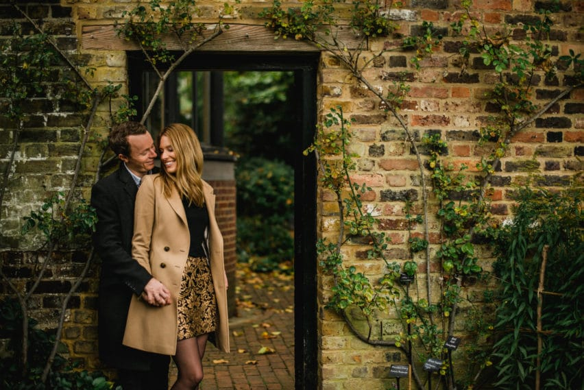 London couple portraits