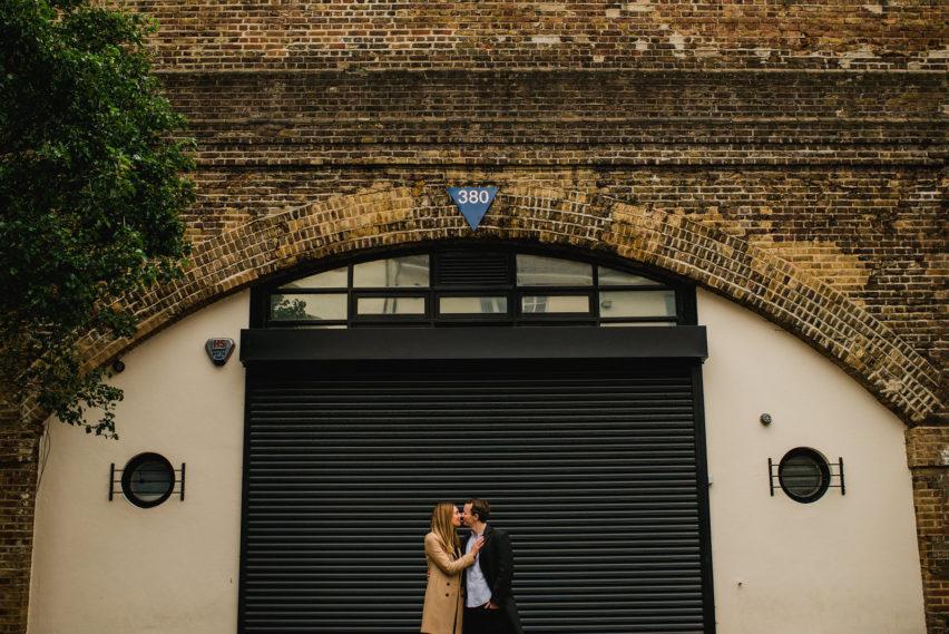 London arches couple shoot