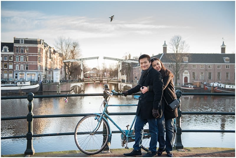 Amsterdam Engagement Photography