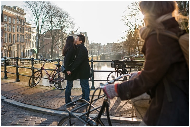 Amsterdam Engagement Shoot prices
