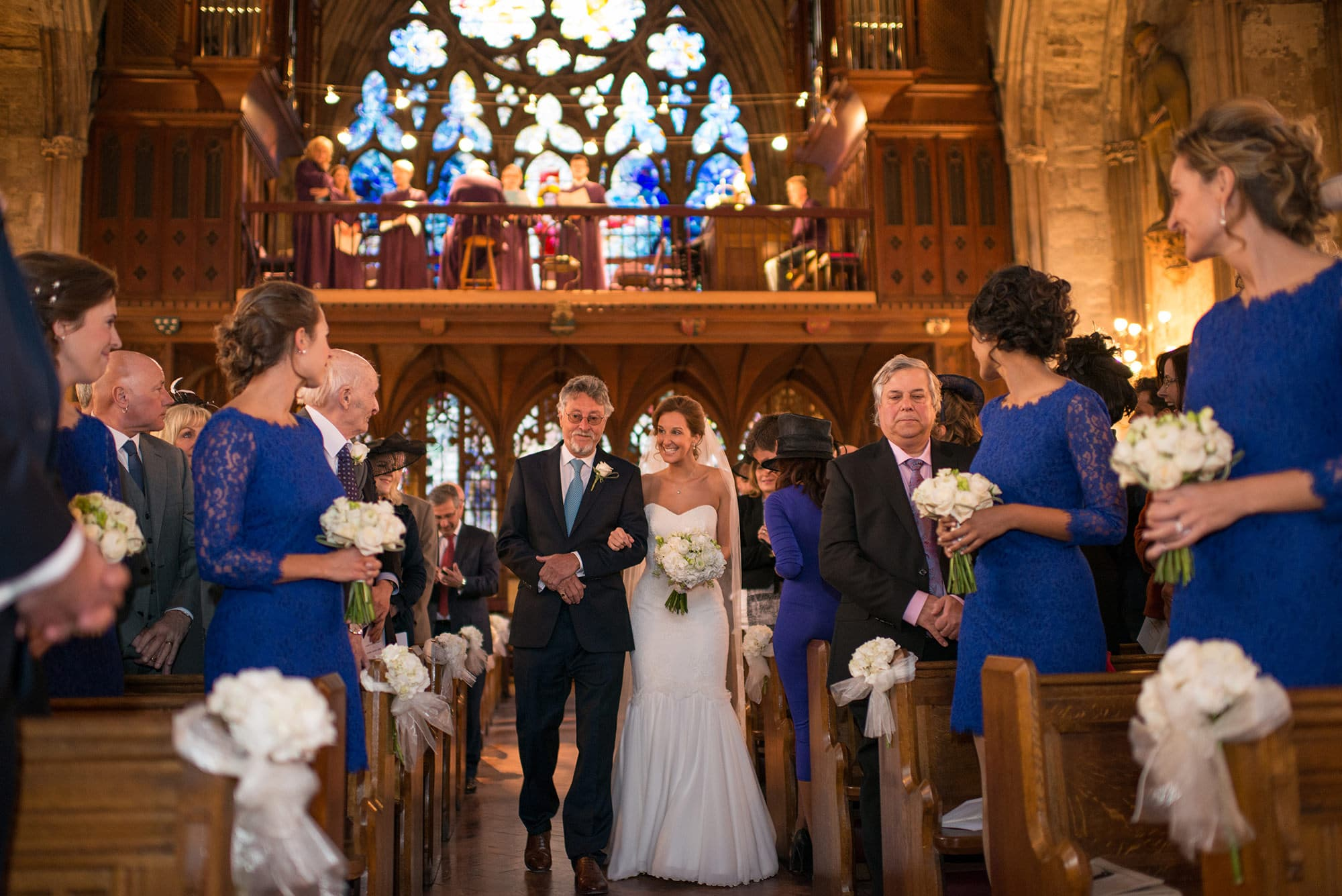 st etheldreda wedding photos