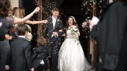 Knightsbridge wedding