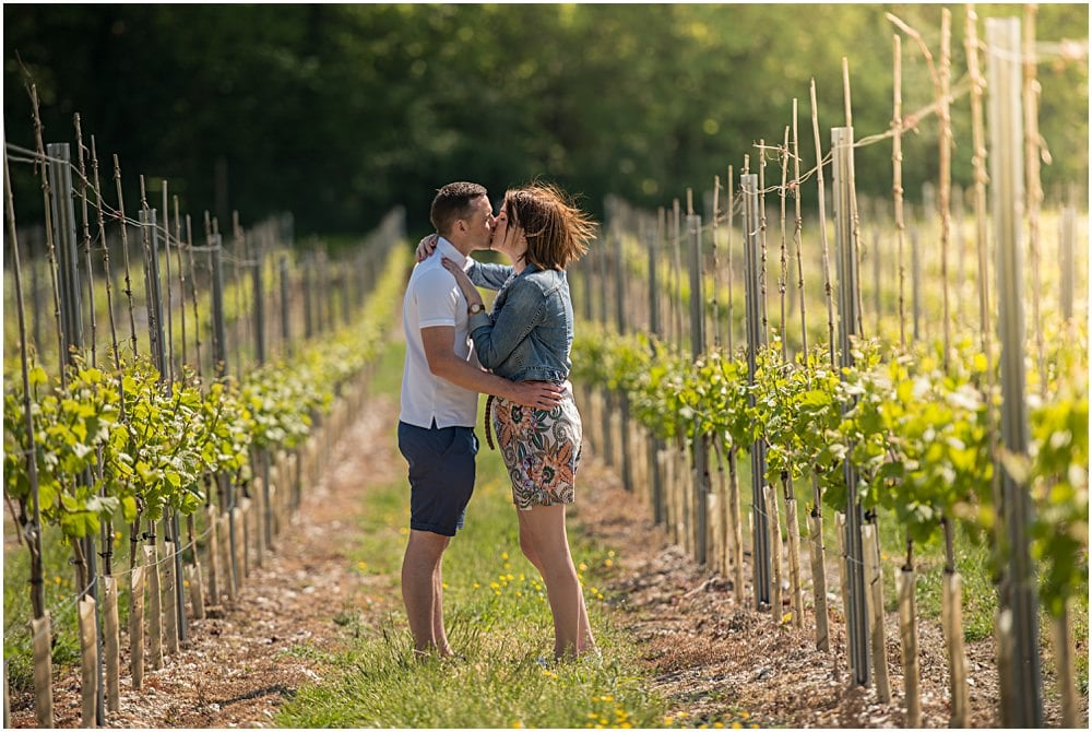 Greyfriars Vineyard engagement