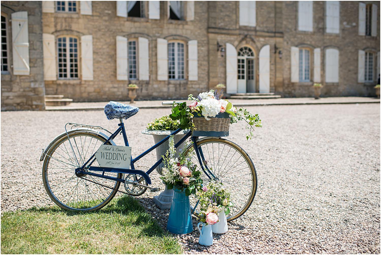 Chateau De Lacoste wedding