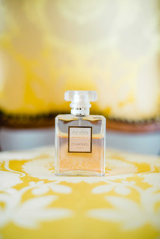 coco channel wedding perfume