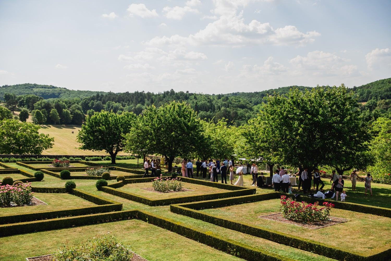 Chateau de Lacoste wedding venue