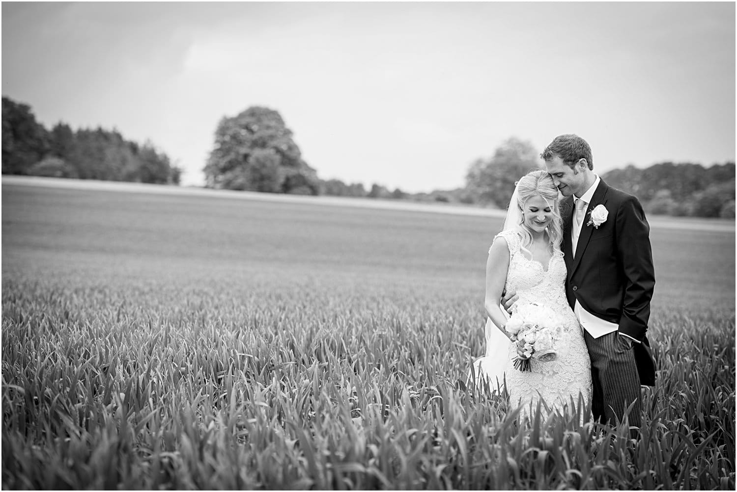 Cold Harbour Barn Wedding