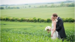 Wedding at Cold Harbour Barn