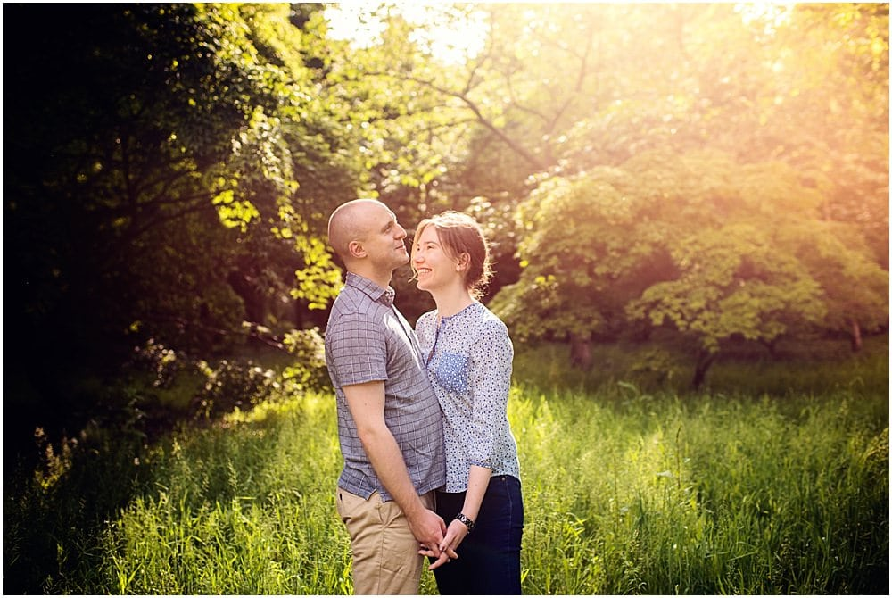 Engagement Sessions in parks