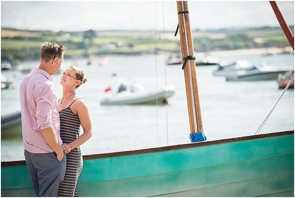 Cornwall Engagement Photography