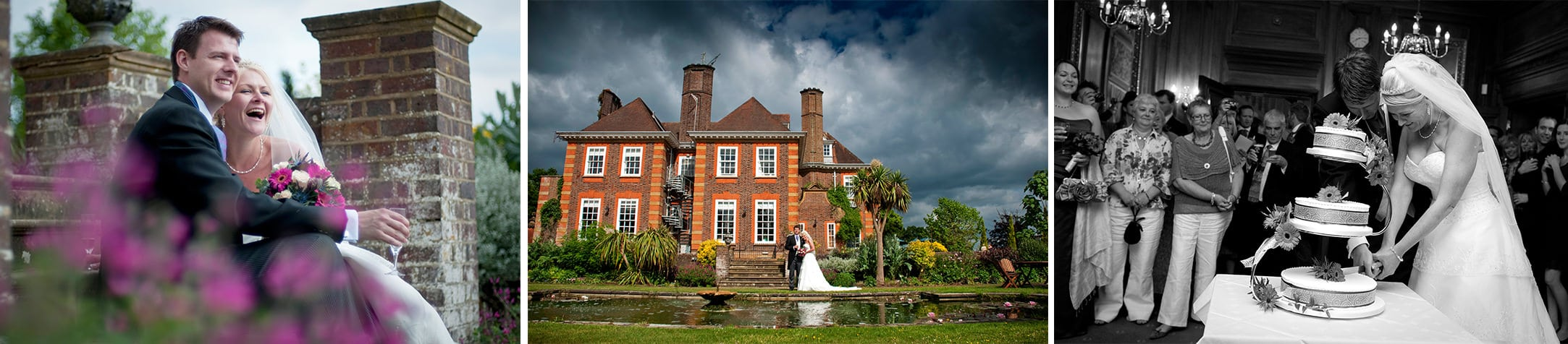 Country Mansion Wedding