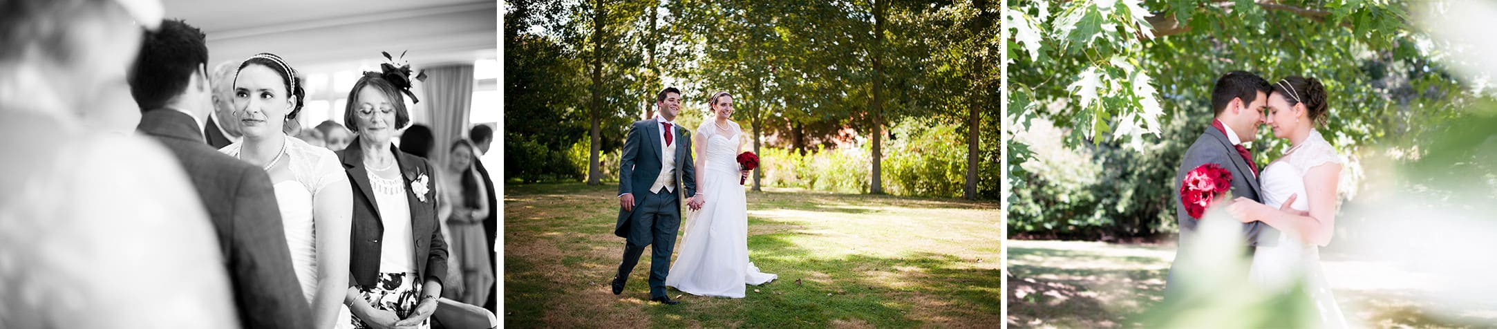 Woodlands Park Hotel Wedding
