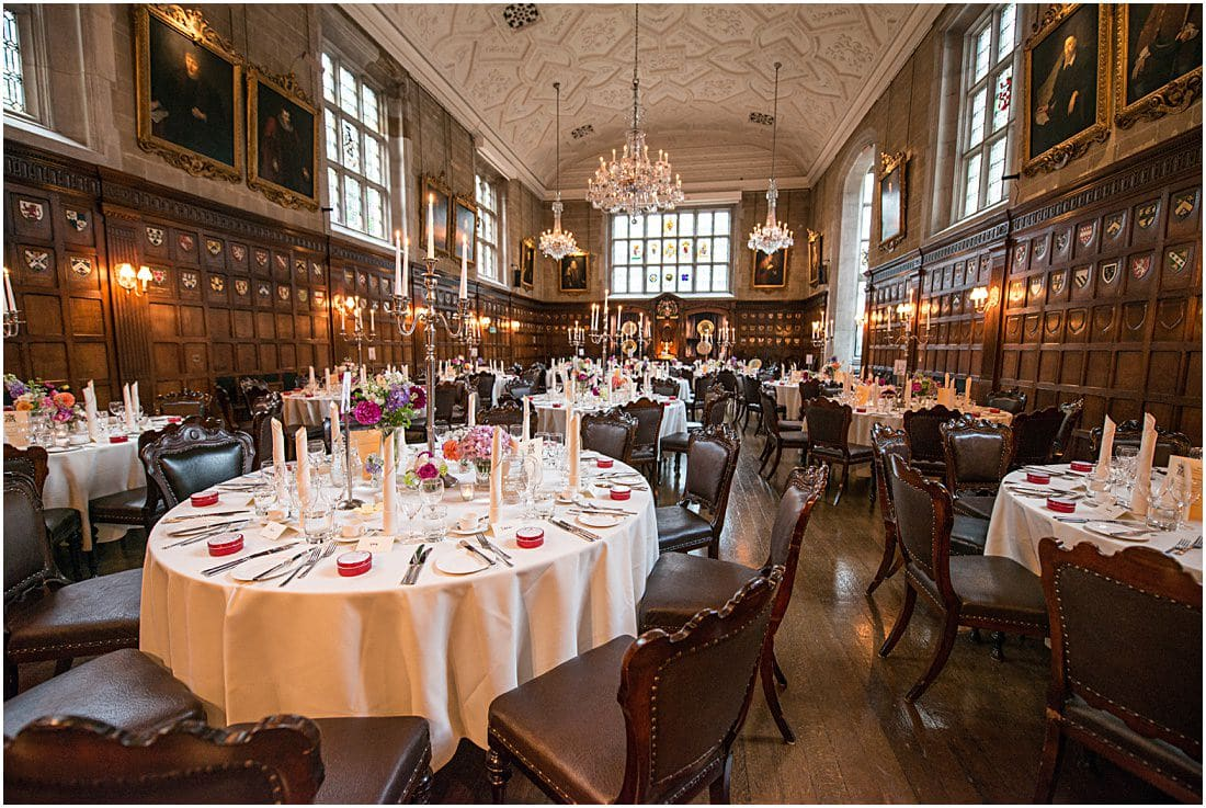 Ironmongers hall wedding venue