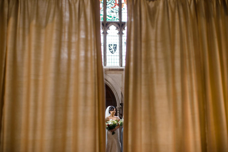 St Giles of Cripplegate Church wedding