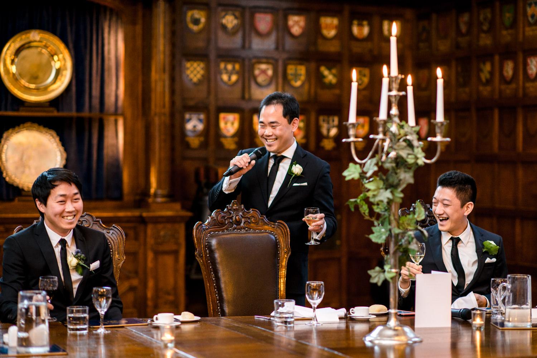 Ironmongers Hall Wedding London