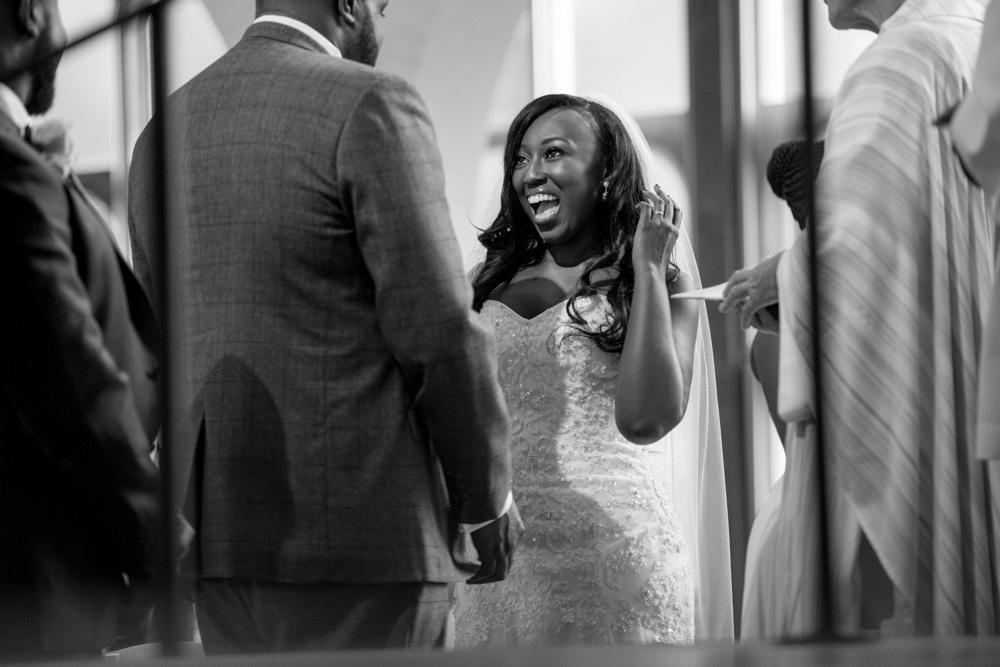 wedding ceremony in Watford