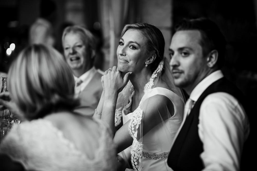wedding speeches at Le Mas de La Rose France
