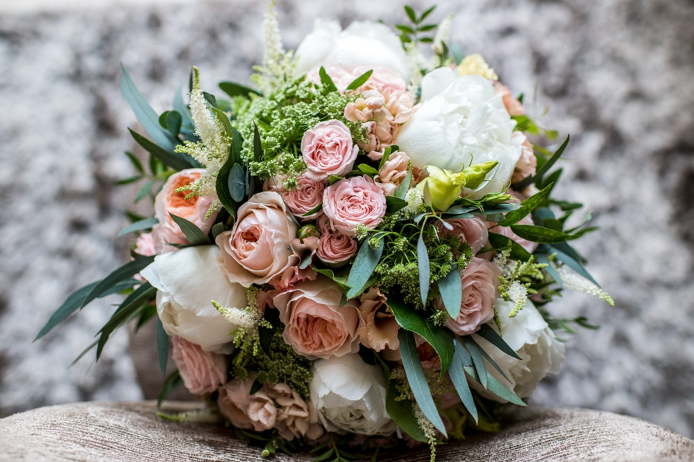 wedding flowers by Katie Mawson Floral Design