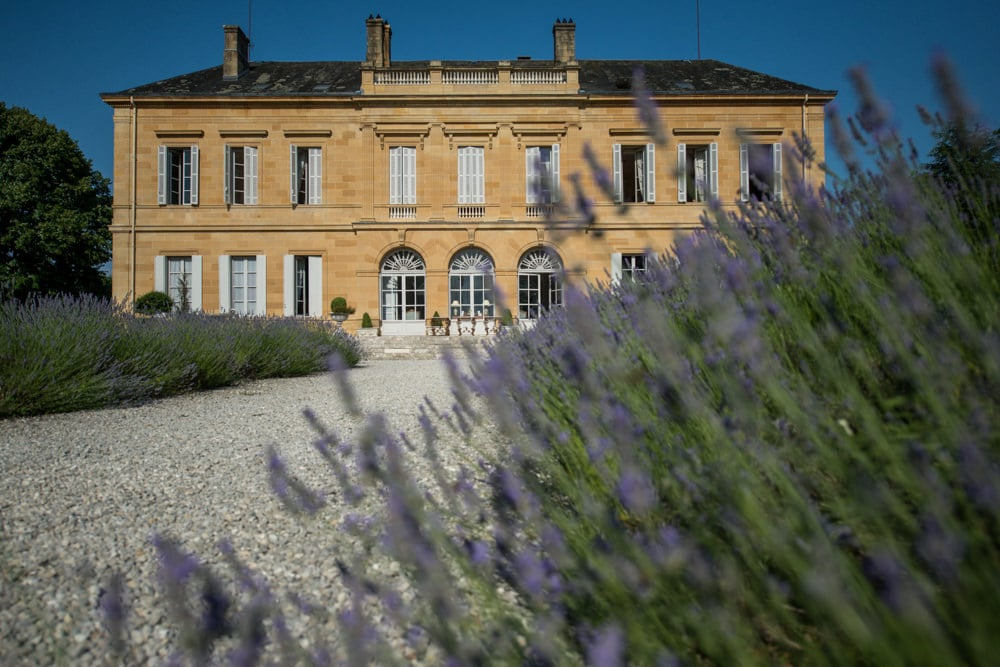 Wedding venue in France - Chateau La Durantie