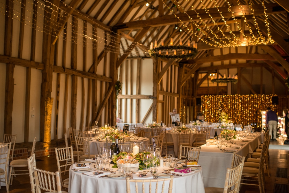 The barn at Micklefield Hall