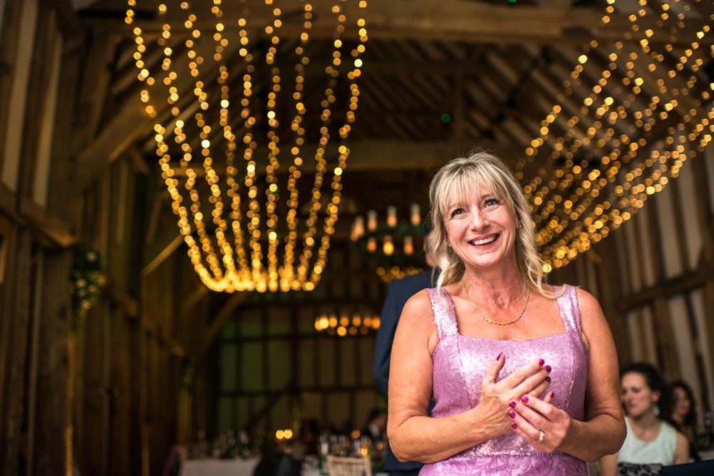 Ideas for barn lighting at weddings