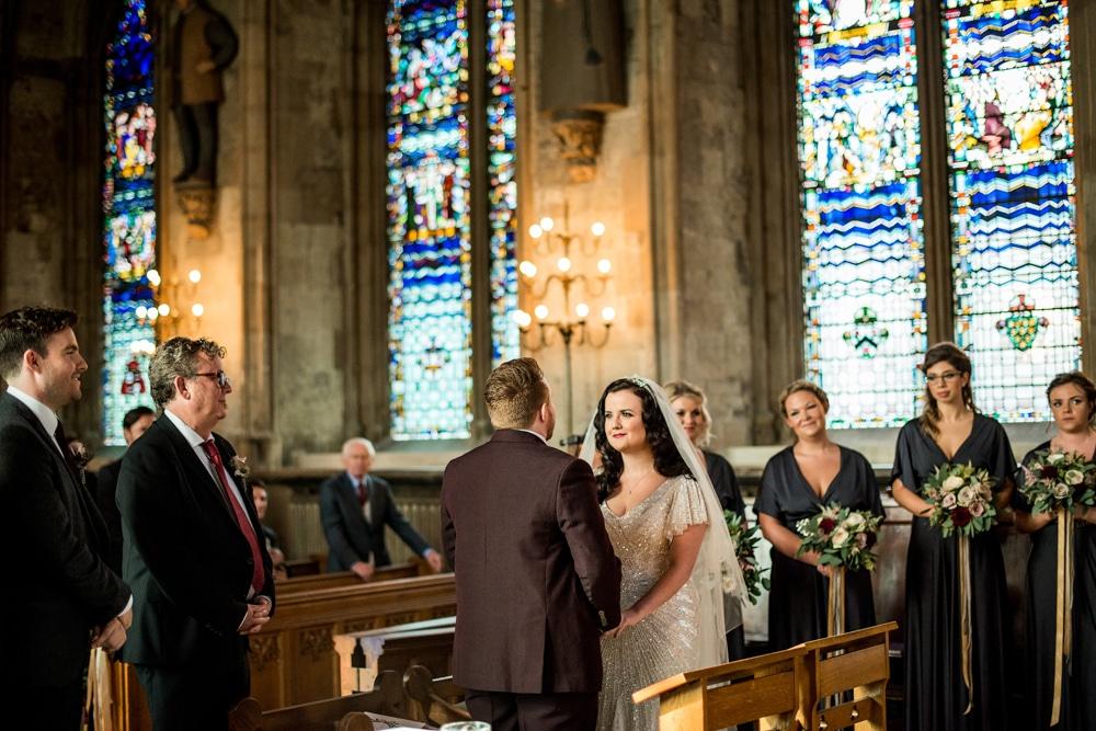 st etheldreda's church wedding ceremony
