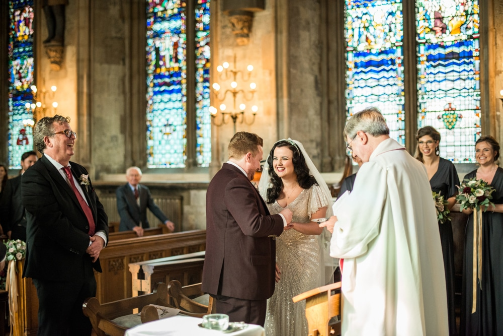 st etheldreda's church wedding photography