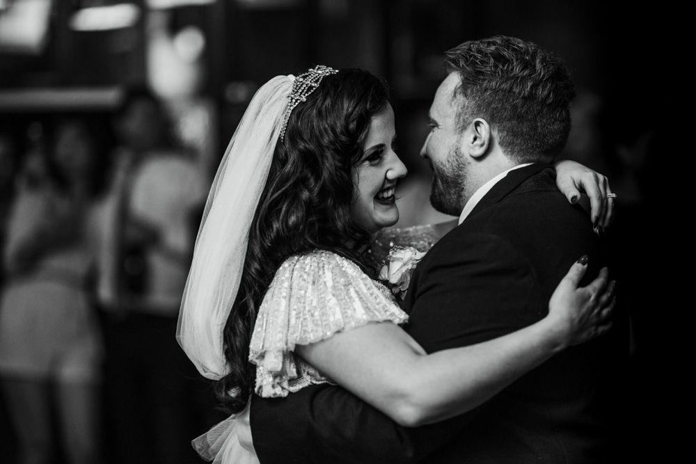 First dance in London