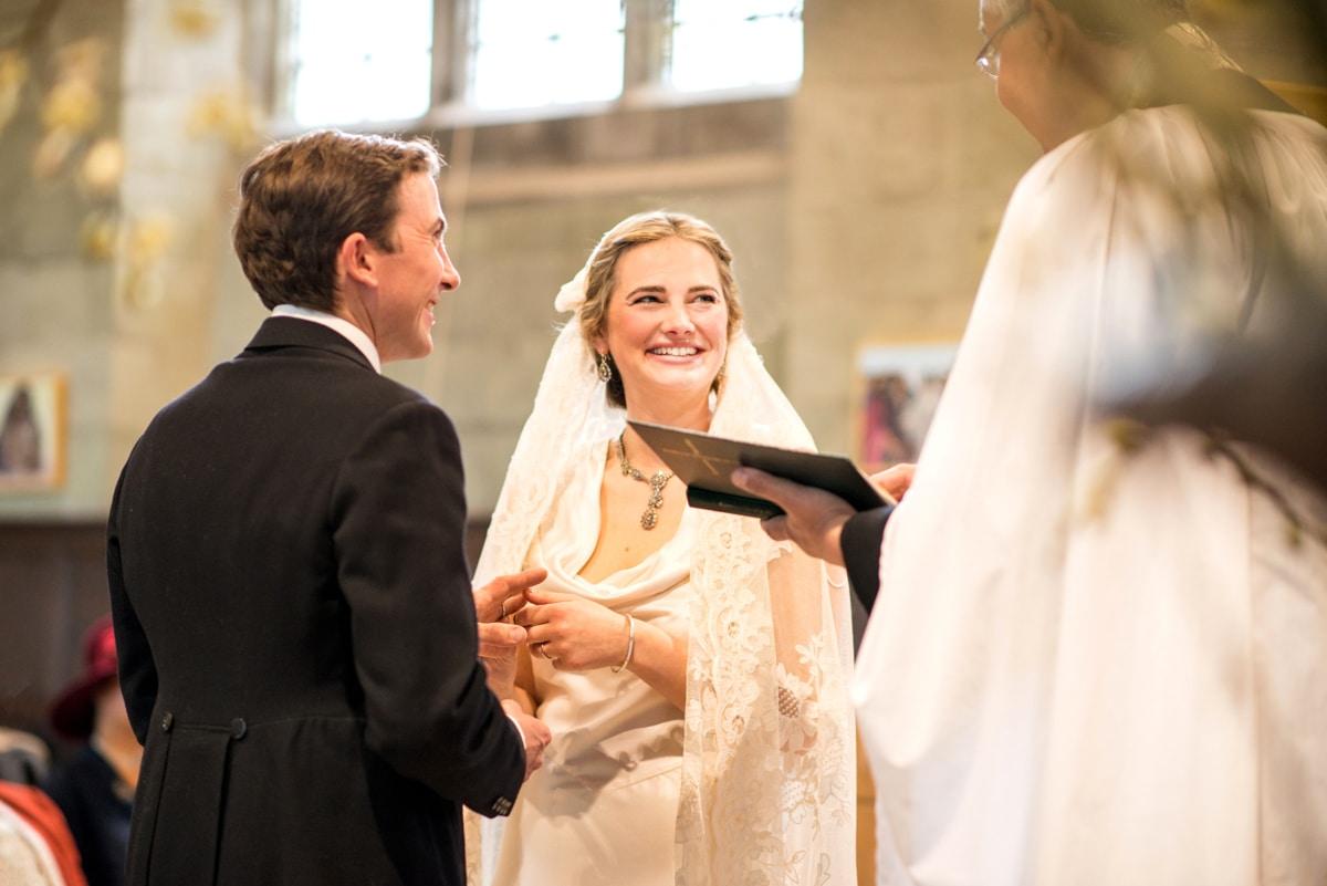 church wedding dorset