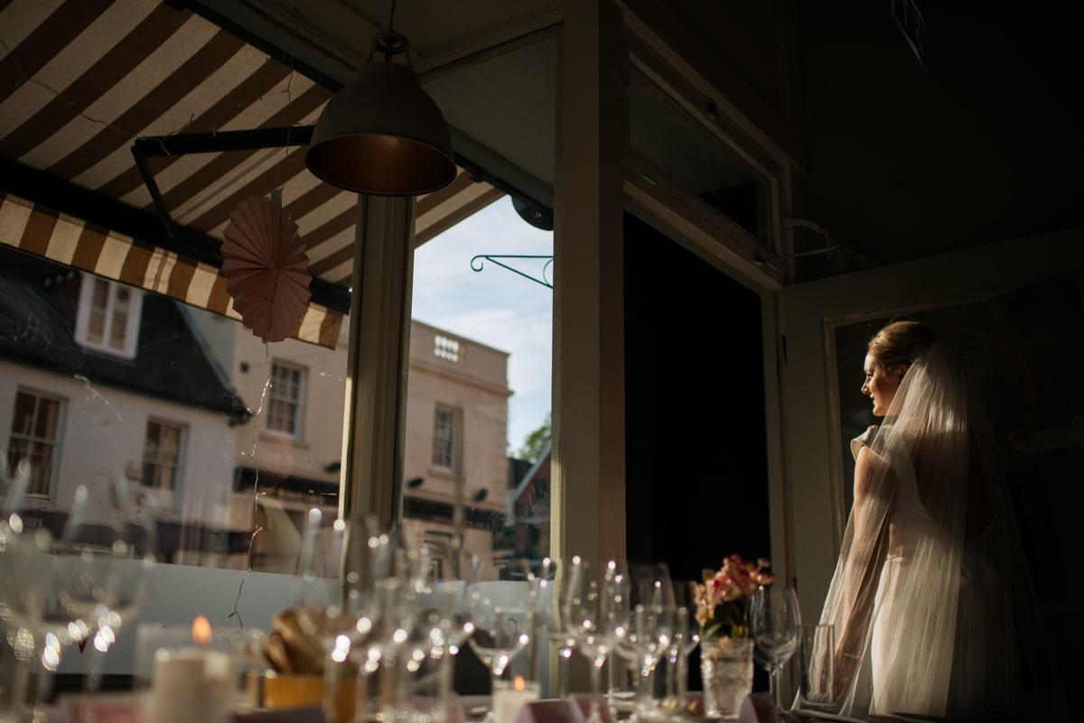 Cullenders Reigate, wedding