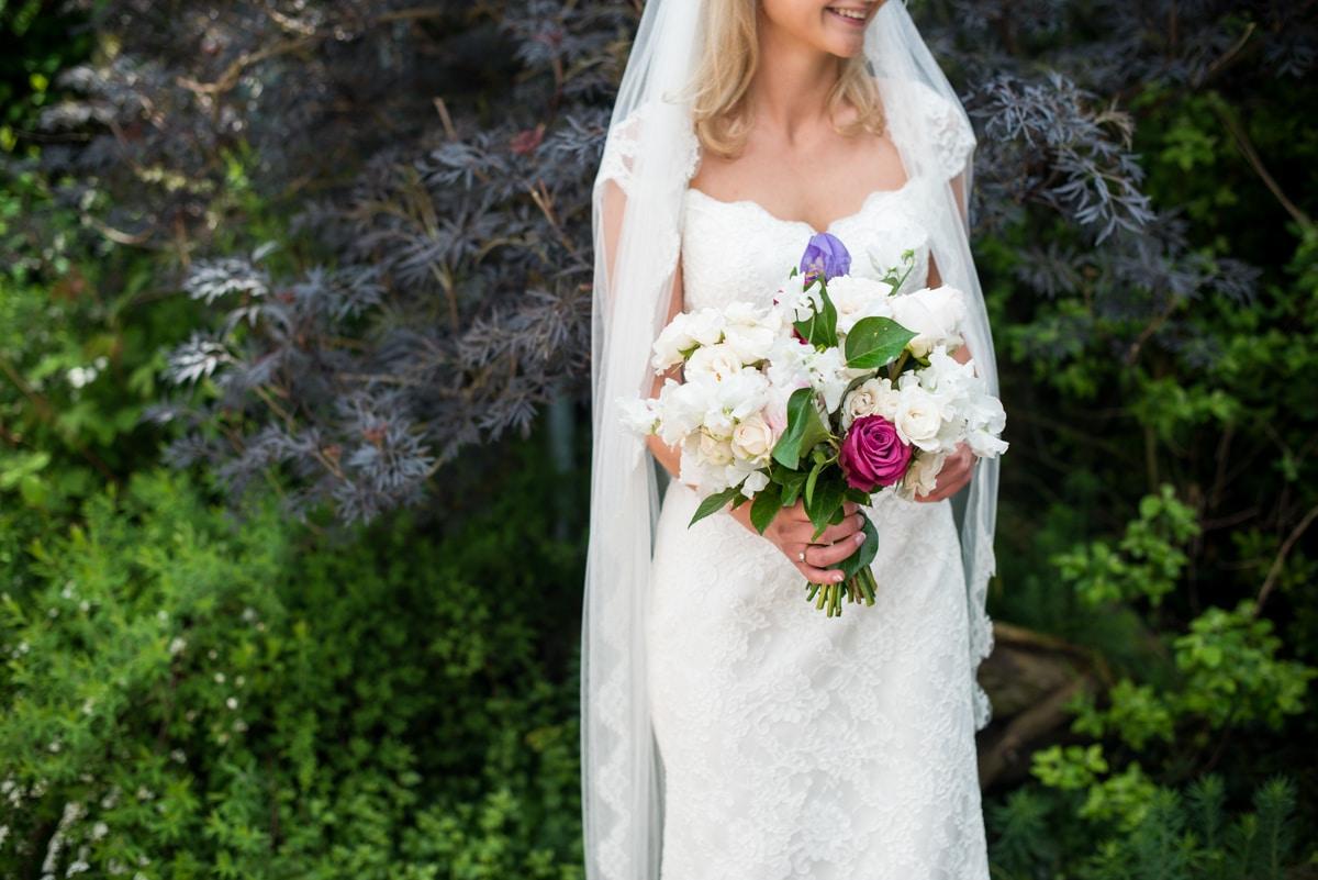 wedding flowers by Tattie Rose