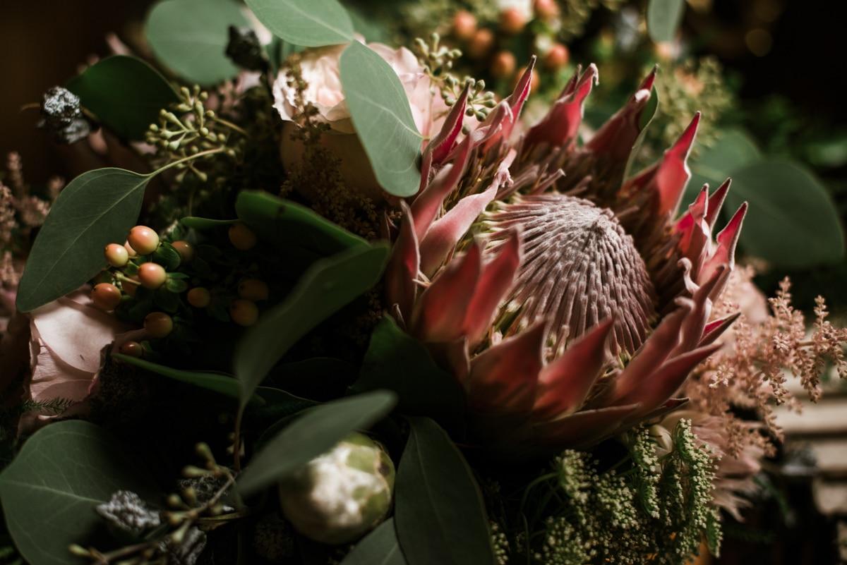 Australian wedding bouquet