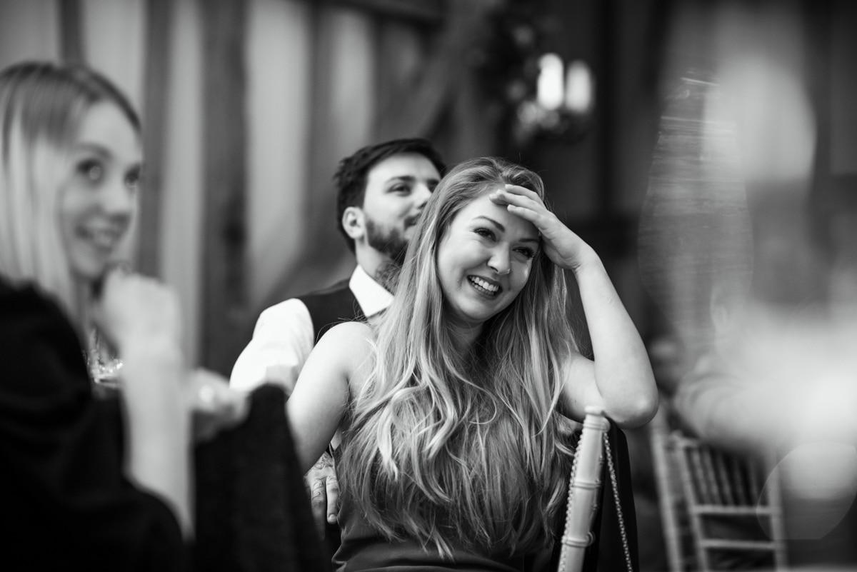 Guests at weddings