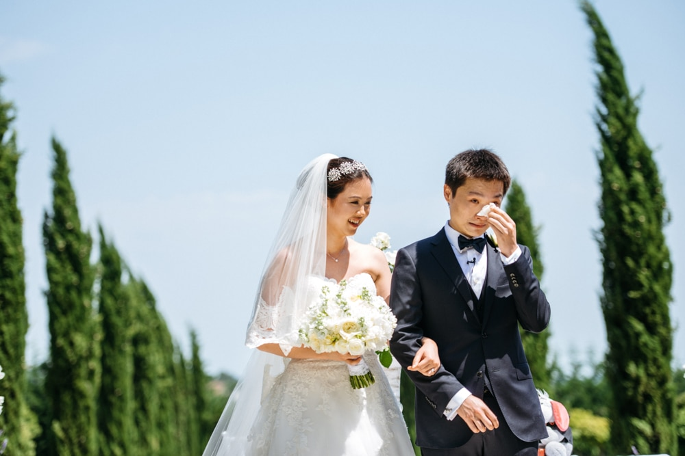 Asian weddings in France