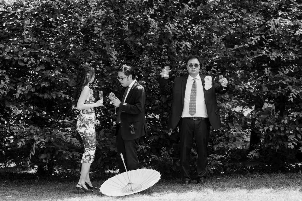 documentary wedding photography in France