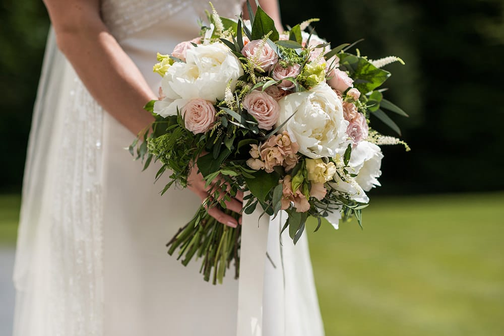 wedding bouquet by Katie Mawson Floral Design