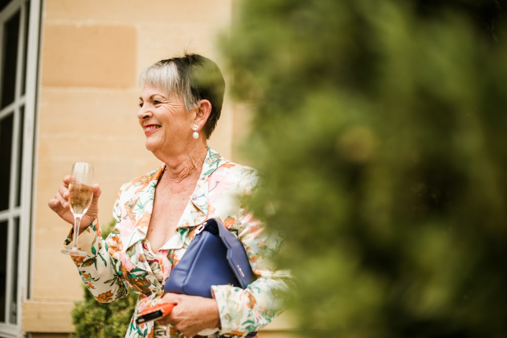 reception photos at Chateau La Durantie Wedding