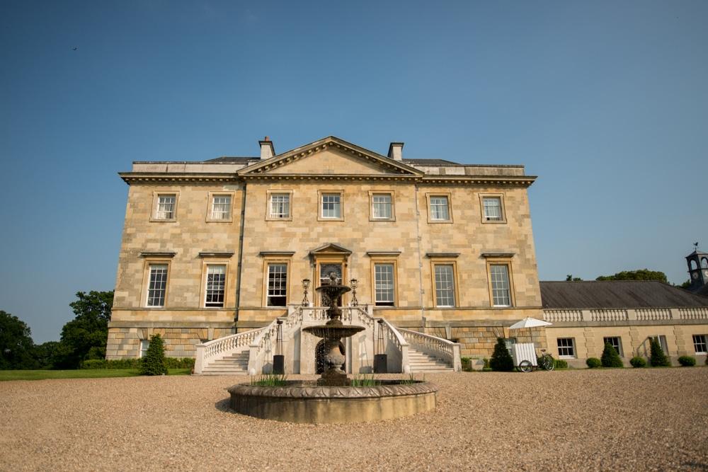 Surrey wedding venue Botleys Mansion
