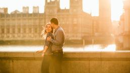 London Couples Shoot along Southbank
