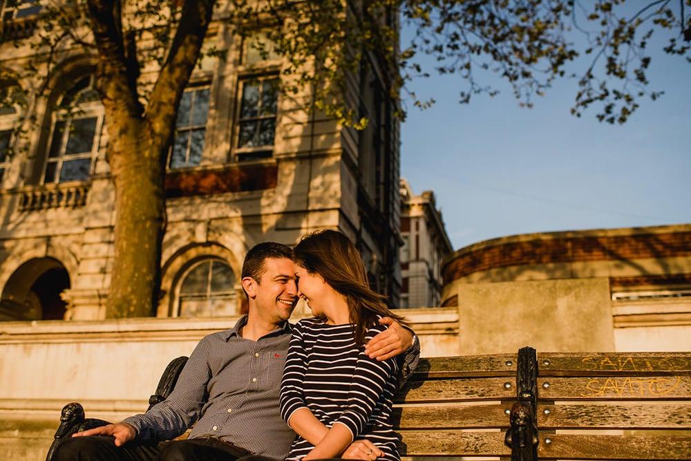 Southbank Couples Shoot