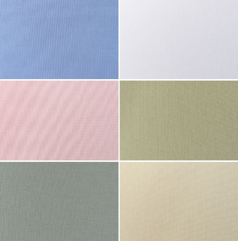 pastel fabric from Folia albums