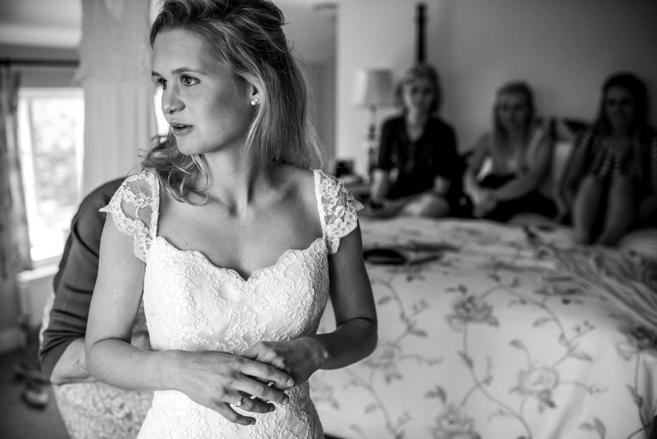 bridal preparations Dorset