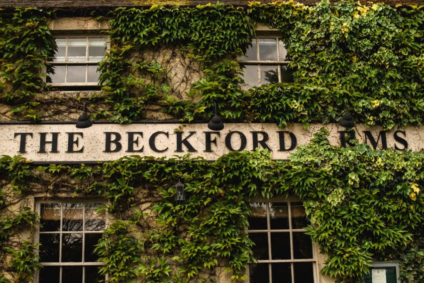 Beckford arms pub