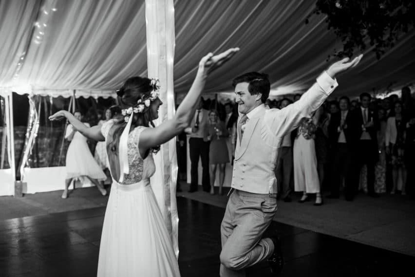 first dance moves at wedding