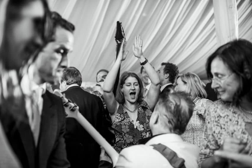 wedding party celebrations