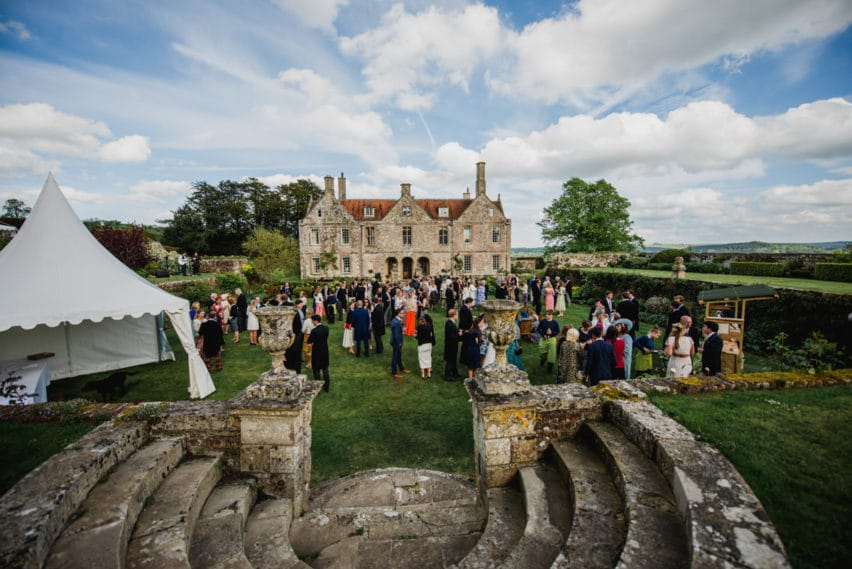 Hatch House wedding venue dorset