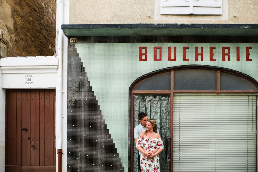 couple portraits in France