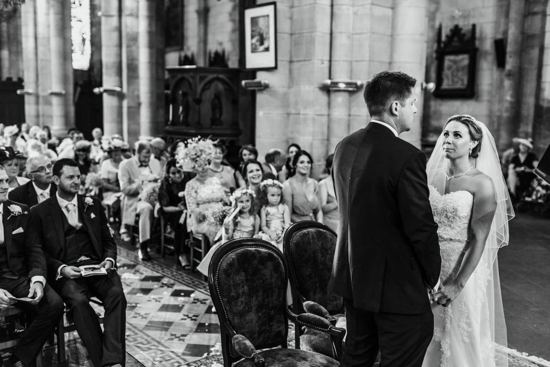 ceremony at Excideuil Saint Thomas